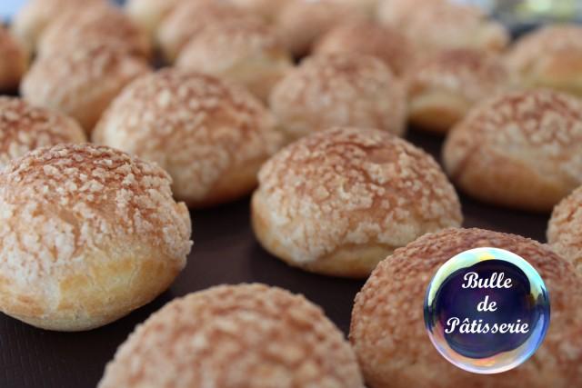 Astuce de pâtisserie : le chou craquelin
