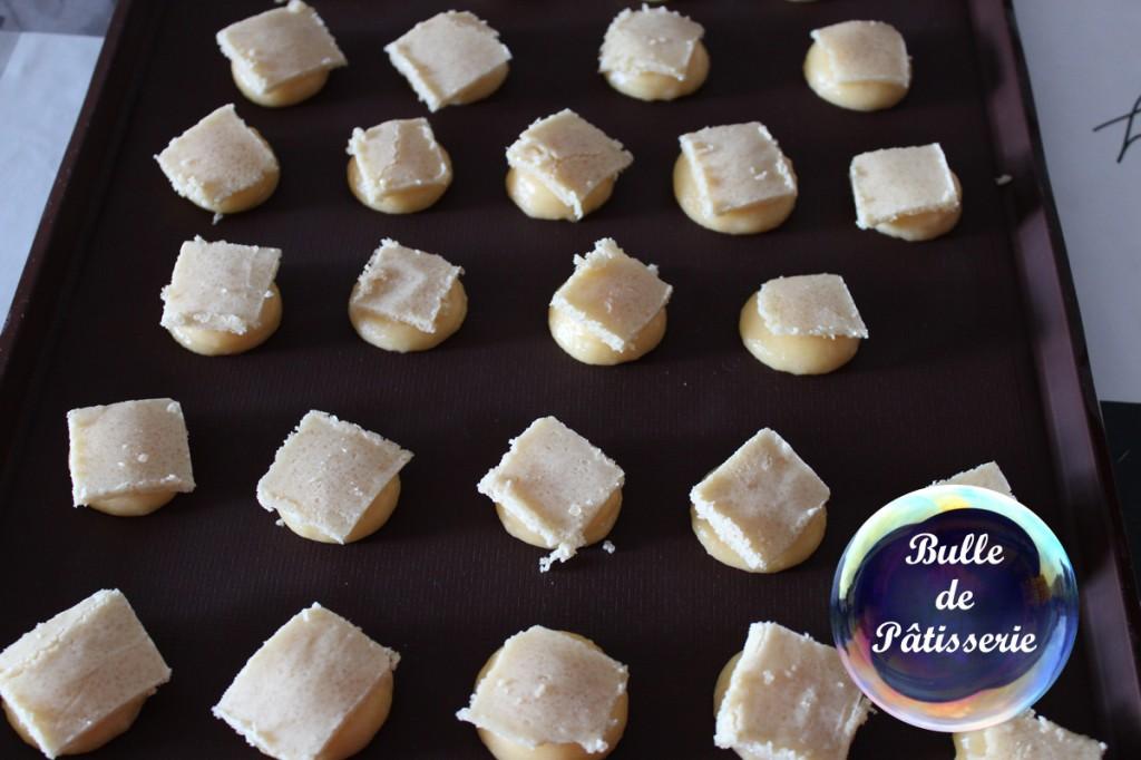 Astuce de pâtisserie : choux avec craquelin