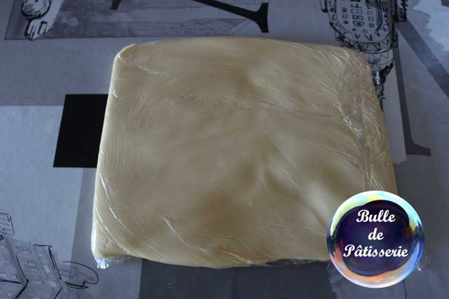 Feuilletage inversé : le beurre-farine