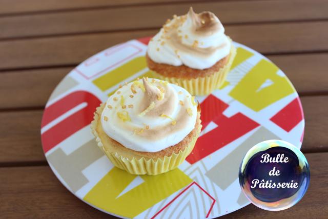 Recette : cupcakes Framboises Citron