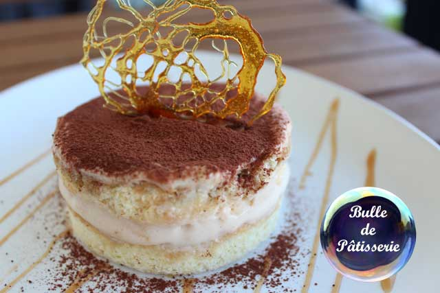 Dessert : le tiramisu revisité au café-caramel