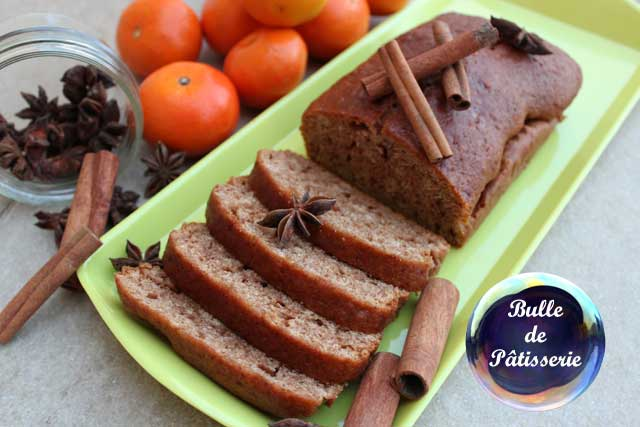 Pâtisserie de Noël : pain d'épices