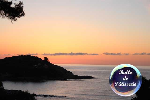 Lever de soleil sur Majorque