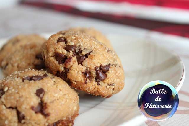 Recette américaine : les cookies au beurre de cacahuètes