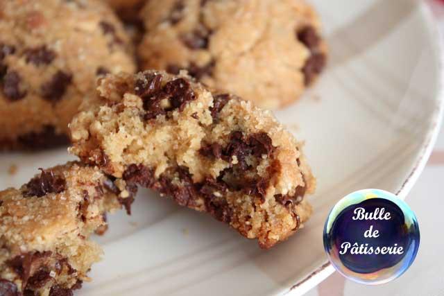 Pâtisserie américaine : les cookies au beurre de cacahuètes