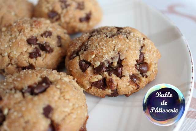 Recette américaine : cookies au beurre de cacahuètes