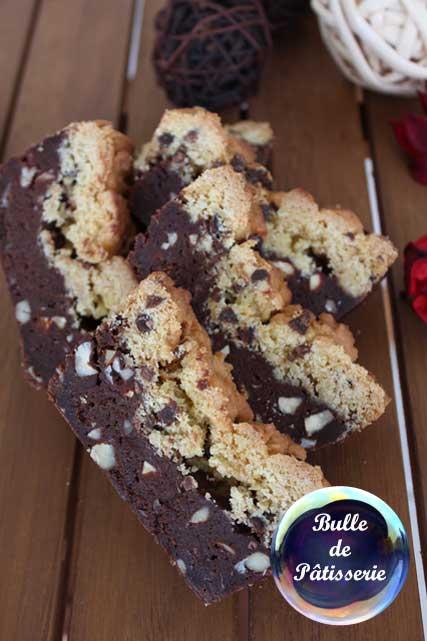 Recette ; le brookie, entre le brownie et le cookie