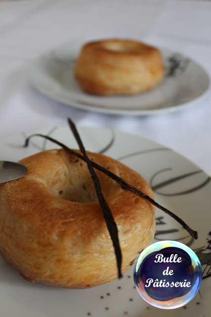 Dessert : Baba au rhum de Christophe Michalak