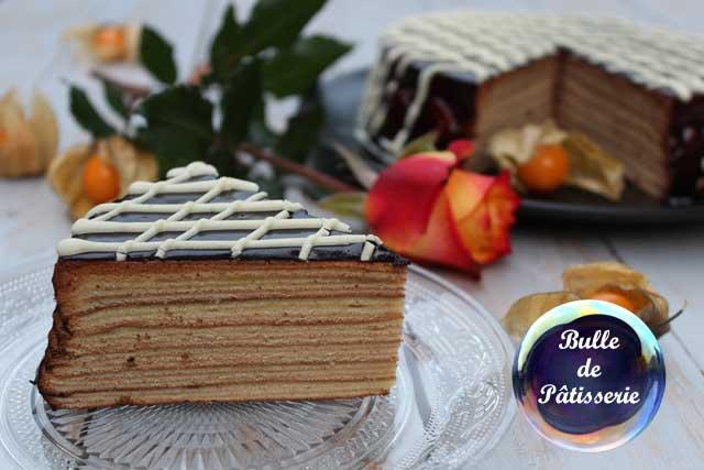 Schichttorte, le gâteau à 20 couches