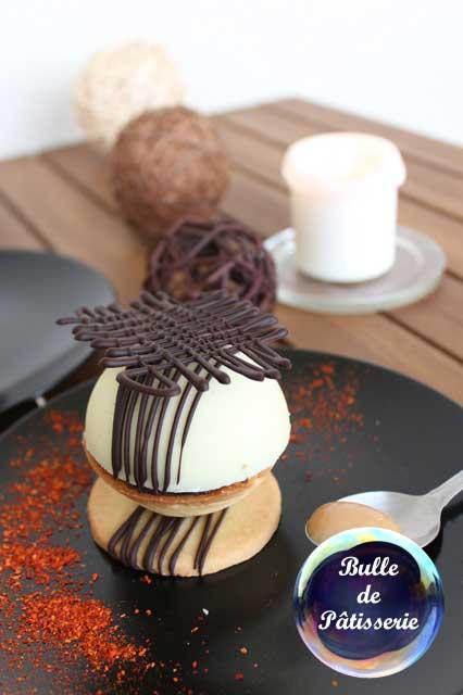 Pâtisserie : tarte au chocolat revisitée