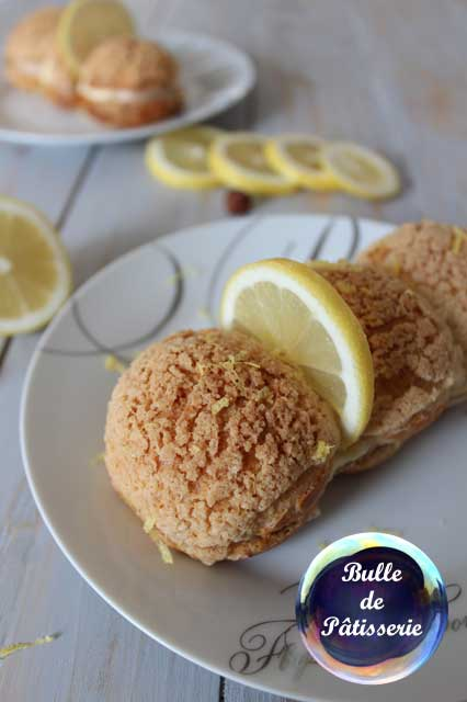 Coffret Paris-Brest C'est mon gâteau revisité avec une crème au citron