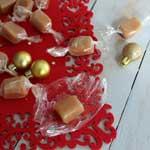 Idée cadeaux de Noël : caramels mous au beurre salé