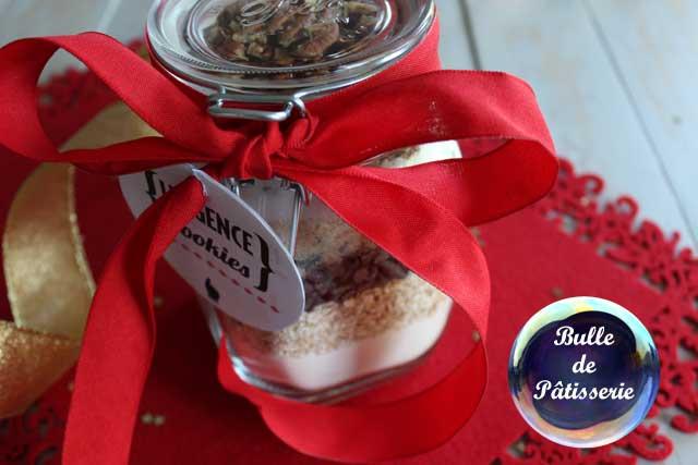 Idée cadeau Noël : cookies Jar - SOS kit à cookies