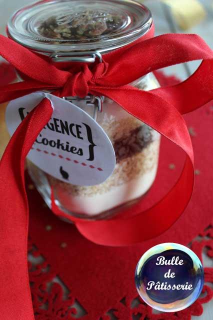 Prêt à offrir : SOS kit cookies - Cookies Jar