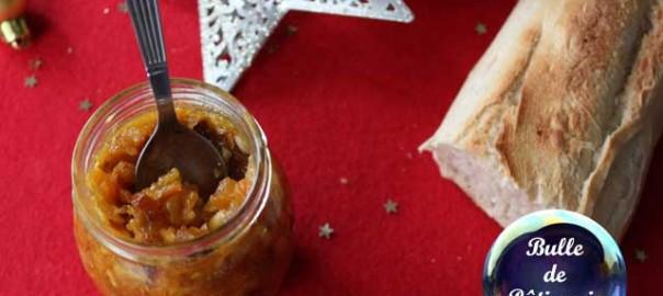 Recette : marmelade de Noël orange-citron
