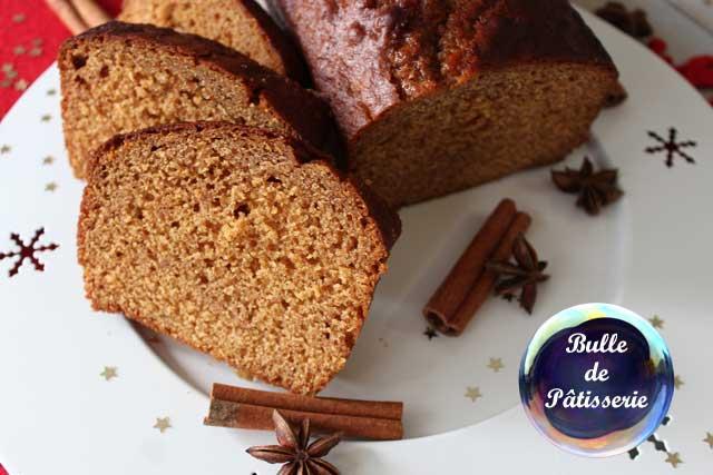 Recette de Noël : pain d'épices