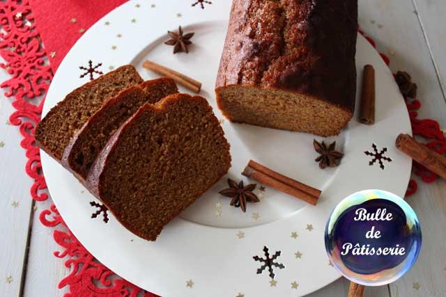Pâtisserie de Noël : le pain d'épices