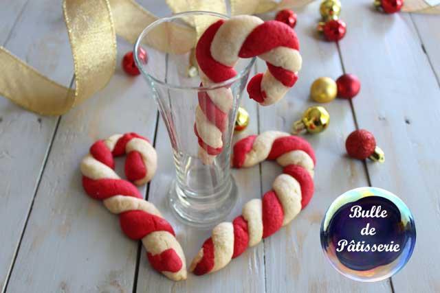 Recette de Noël : sablés façon sucre d'orge