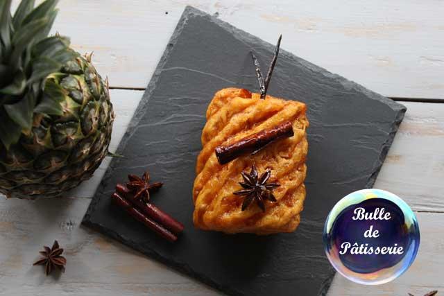 Recette d'hiver gourmande : l'ananas rôti aux épices