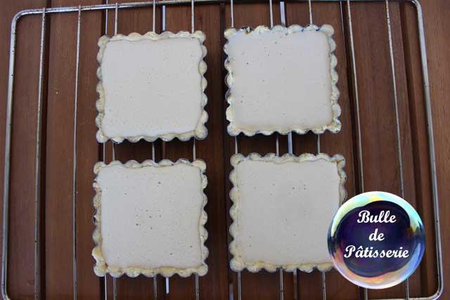 Pâtisserie : tarte au sirop d'érable