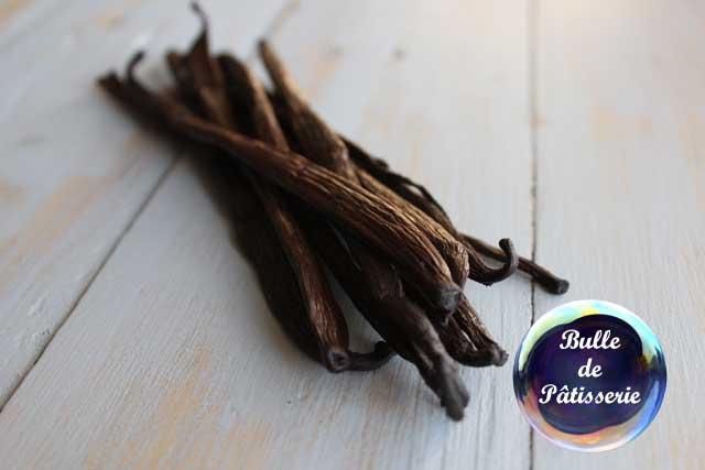 Gousses de vanille - Aux Délices Bourbon