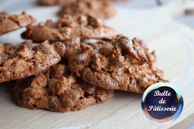 Petits biscuits : croquines aux noisettes