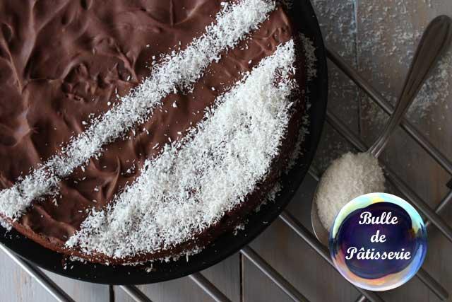 Recette originale : gâteau chocolat-courgette