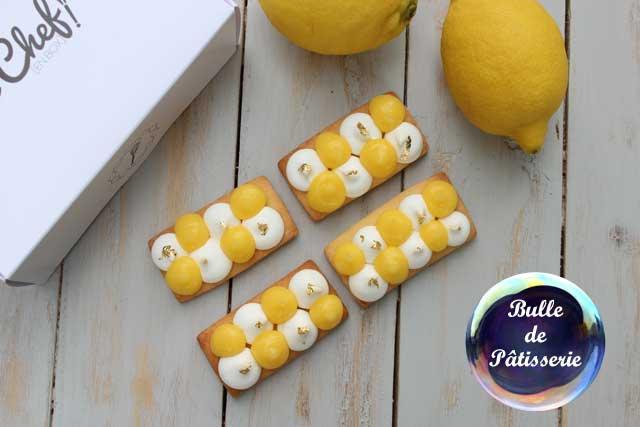 La tarte au citron by Le Chef en Box