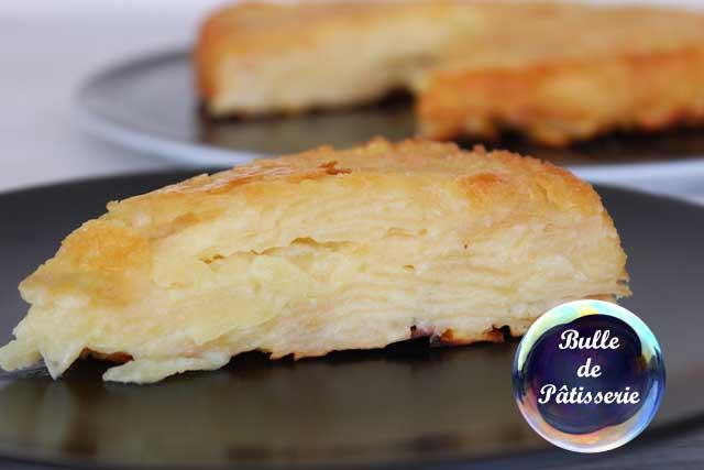 Pâtisserie : gâteau invisible aux pommes