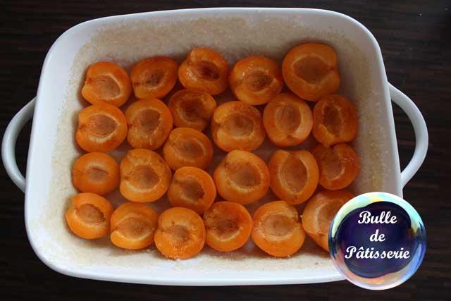 Dessert estival : clafoutis abricots-fleur d'oranger