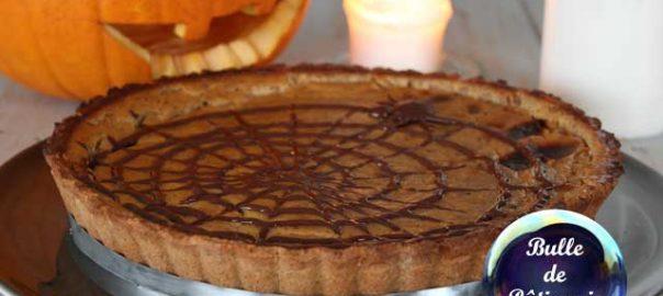 Recette américaine : la tarte à la citrouille ou pumpkin pie