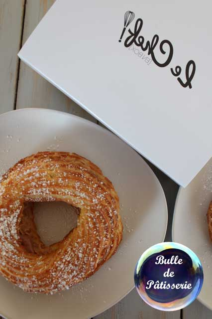 Le Chef en Box - Paris Brest
