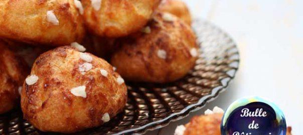 Pâtisserie facile : chouquettes maison