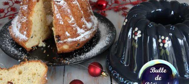 Recette de Noël : Kougelhopf maison