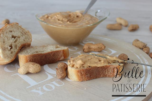 Recette maison : Beurre de cacahuètes