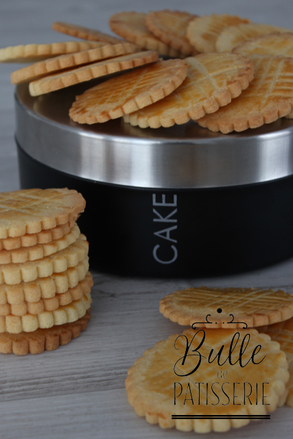 Biscuits gourmands : galettes bretonnes