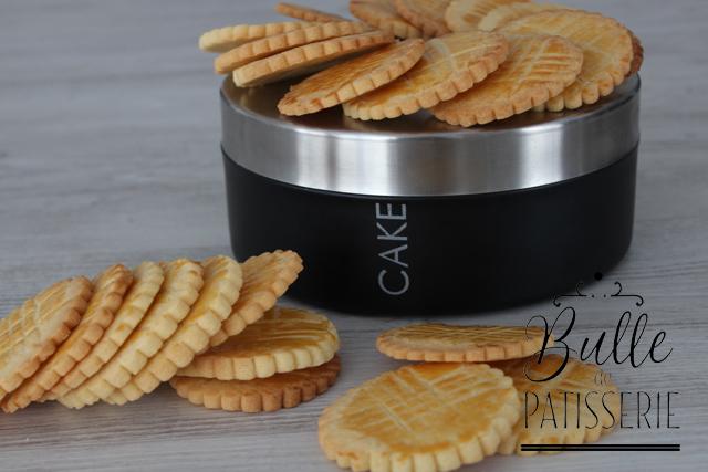 Pâtisserie maison rapide : galettes bretonnes
