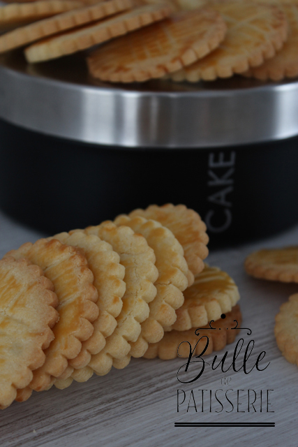 Recette facile : galettes bretonnes