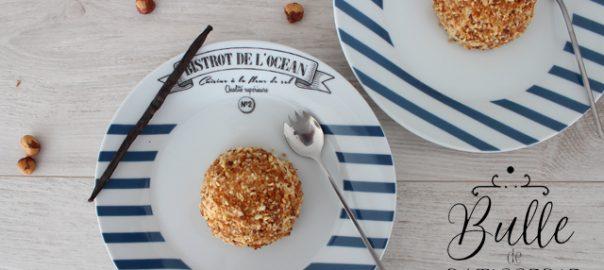 Dessert maison : glaces Mystères avec meringue