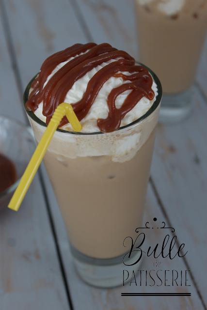 Recette du Frappuccino Caramel maison