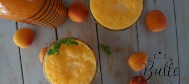 Recette du sirop Abricots-Fleur d'Oranger maison