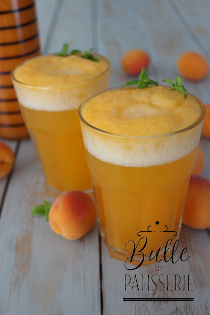 Recette de sirop maison facile : Abricots-Fleur d'Oranger