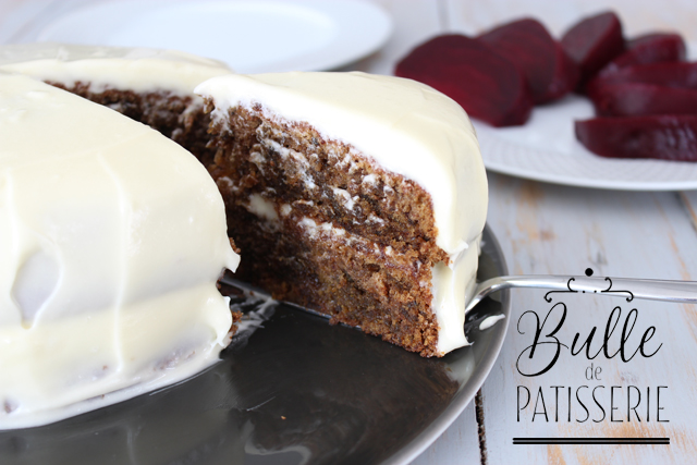 Pâtisserie anglo-saxonne : le Beetroot Cake