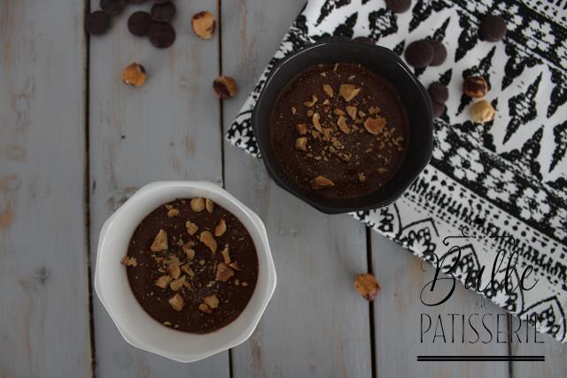 Recette rapide : crèmes au chocolat maison