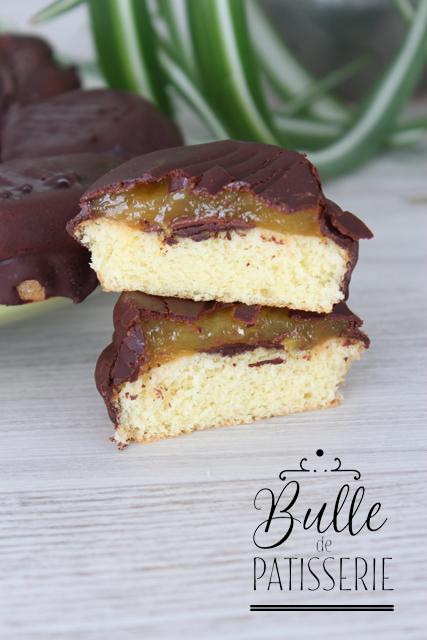 Recette du Meilleur Pâtissier : les Jaffa Cakes