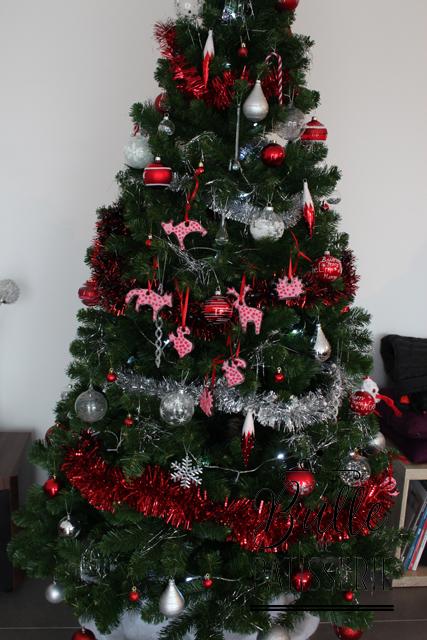 Sablés de Noël à accrocher dans le sapin