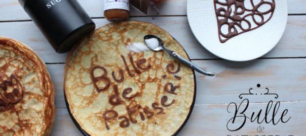 Recette spécial Chandeleur : le pancake art sur crêpes