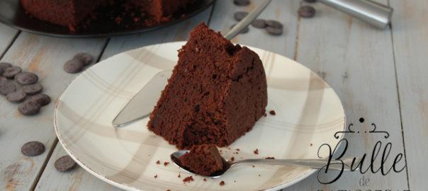 Gâteau anglo-saxon : le Mississippi Mud Cake