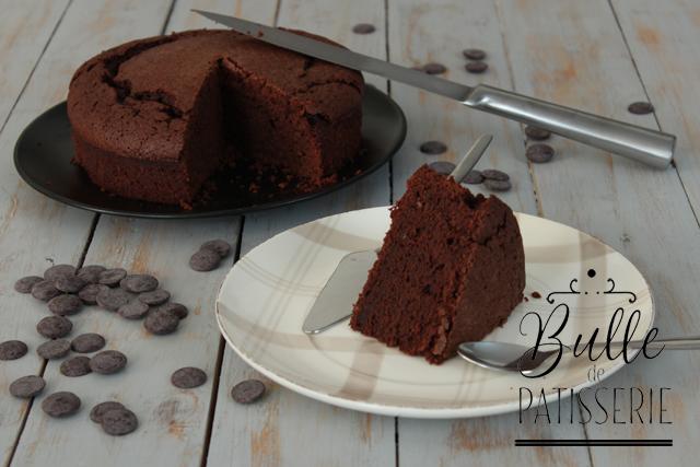 Mississippi Mud Cake : gâteau moelleux et fondant au chocolat
