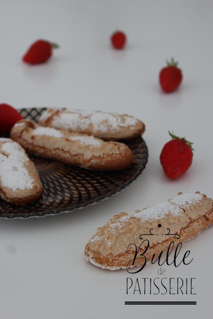 Recette facile : les biscuits à la cuillère